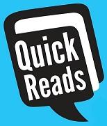 Quick_Reads_Logo_Black_on_Blue_50%