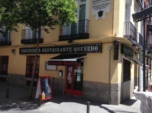 The Cerveceria Restaurante Quevedo