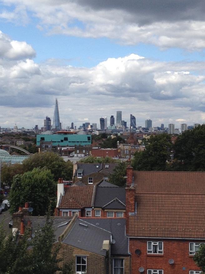 London Skyline2