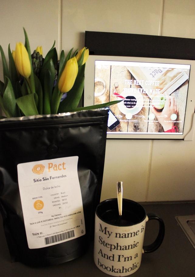 Pact Coffee 2