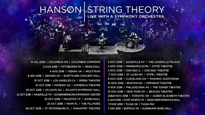 Hanson - String Theory Dates